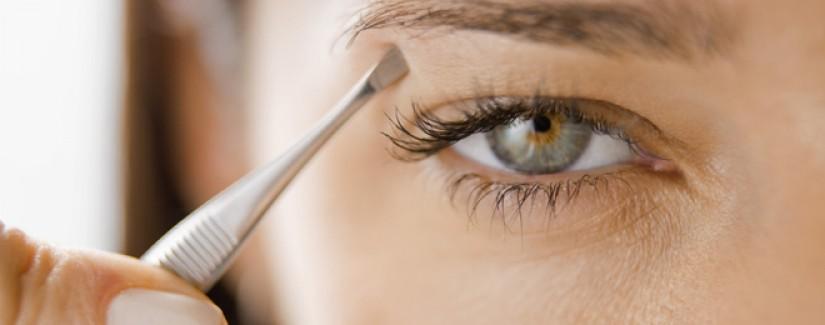 Moldar as sobrancelhas com perfeição