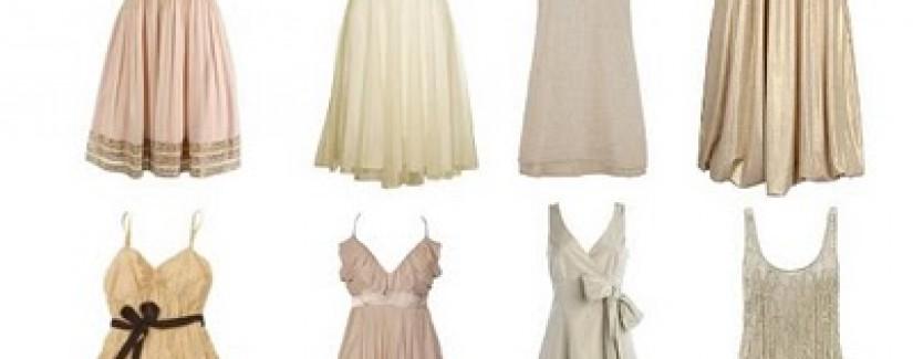 O vestido certo