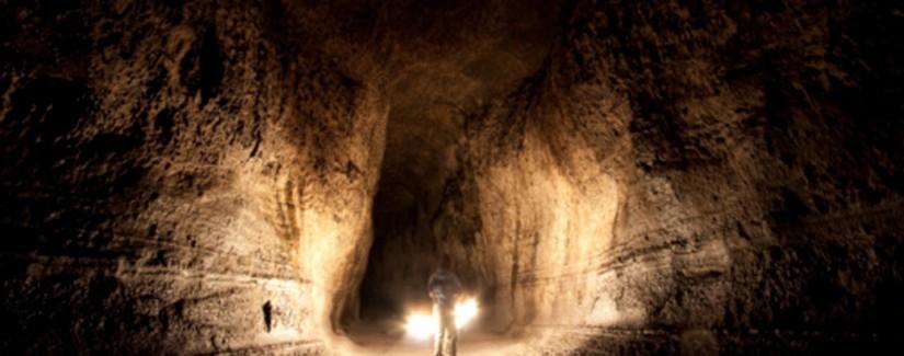 Criando cavernas