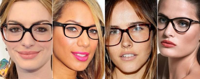 Beleza: Maquilhagem para óculos
