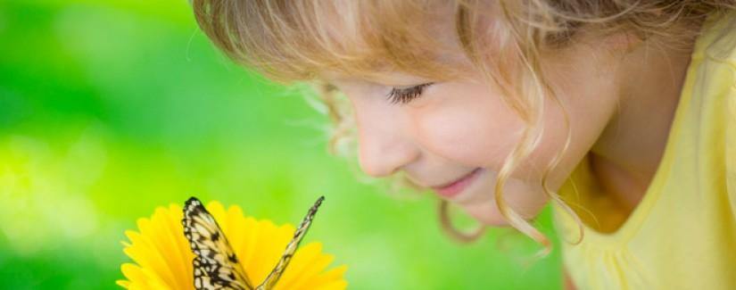De Filhos para pais: Como uma criança!