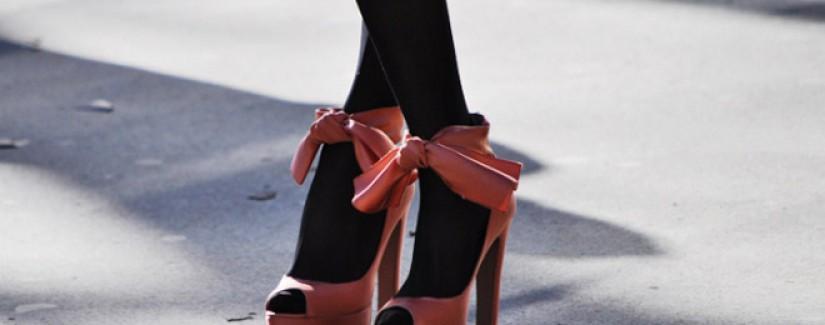 Beleza: Sapato errado
