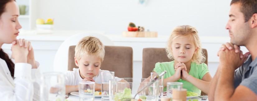 De Filhos para pais: O poder da oração