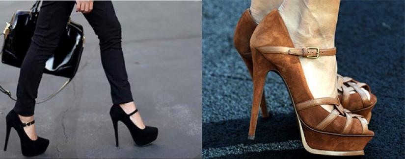 Beleza: Sapato meia pata
