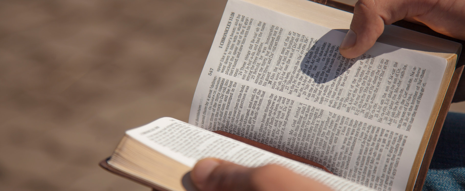 75º Dia | Ser O Testemunho